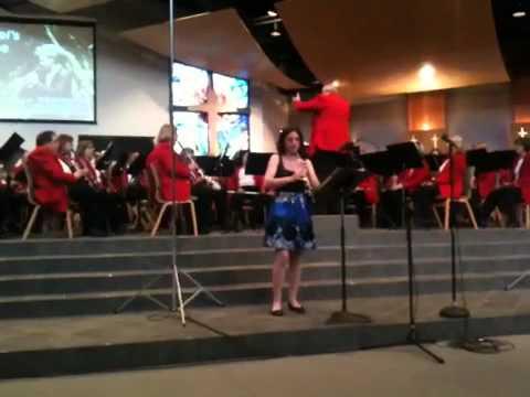 Danielle's Solo Performance
