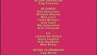Seven Little Monsters End Credits