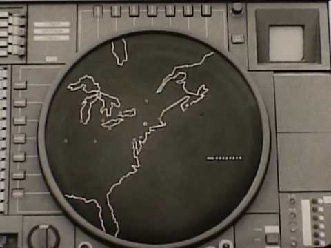 IBM Sage Computer Ad, 1960