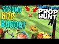 SEPONGBOB BODOH WKWK - Gmod Prop Hunt Indonesia
