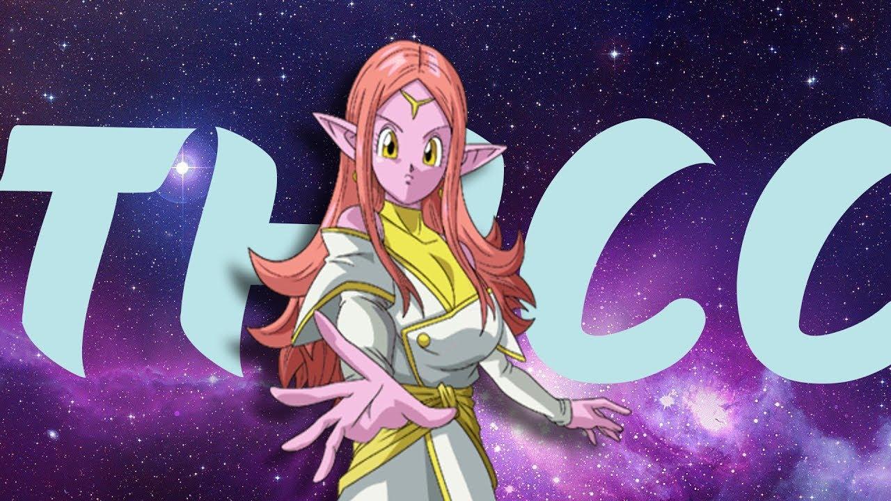 15924c17f4a5 Dokkan Battle- Supreme Kai Of Thicc - YouTube