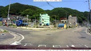 昨年の3.11から1年4ヶ月経った東北3県の被害と復旧状況と放射線量の...