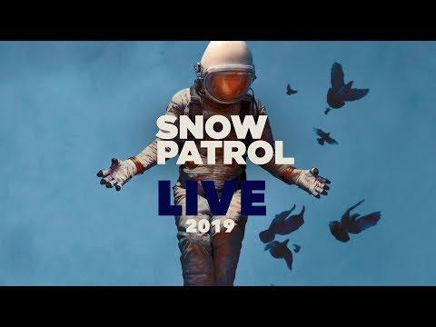 Snow Patrol - Live Across The UK January 2019 Mp3