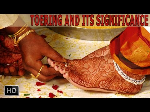 Why do Indian Married Women Wear Toe Rings - Significance and Health Benefits