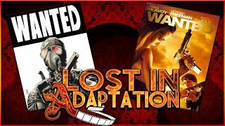 Wanted, Lost in Adaptation ~ Dominic Noble