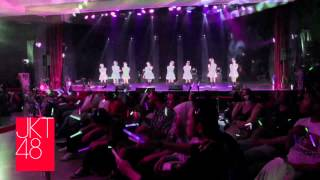 jkt48 diary journey to the first live theater