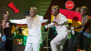 WOW: Patapaa And Nana Ampadu Rocks The stage at the Ghana Music Awards UK 2018 In Style