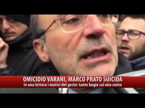 Omicidio Varani, Marco Prato morto suicida  20 giugno 2017