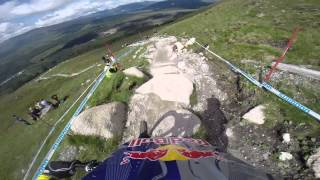 Fort William World Cup - Rachel Atherton