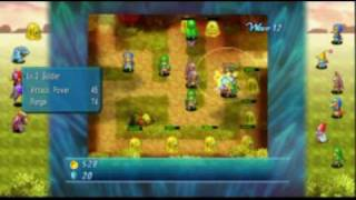 Final Fantasy Crystal Defenders (PSN) - W1, Level 2 -  Perfect - 9834