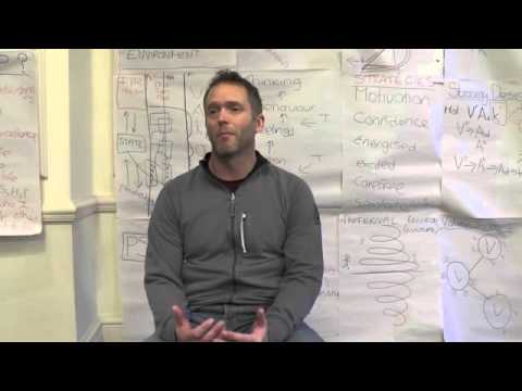 Stuart Barnes on why he choose to complete the NLP Master Practitioner