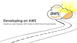 Hands on Lab: Deploy  .NET Code to AWS from Visual Studio - AWS Online Tech Talks Mp3