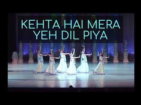 Kehta Hai Mera Dil   Kruti Dance Academy