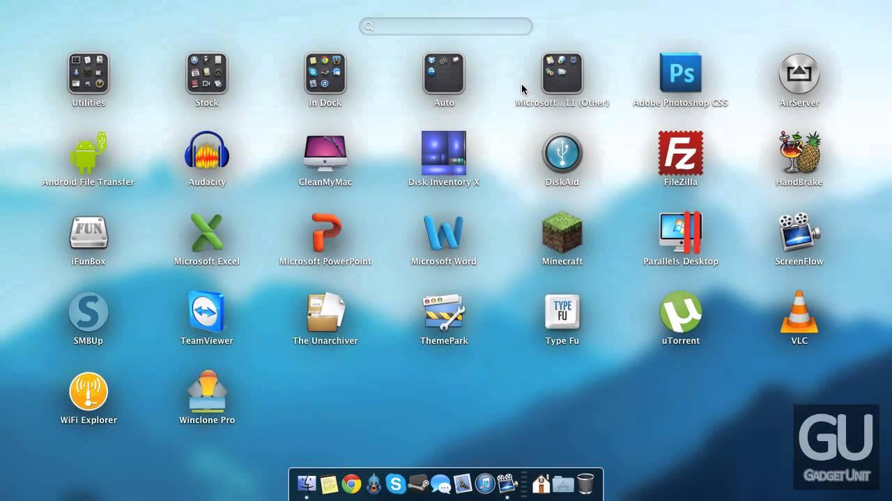 Best mac os apps