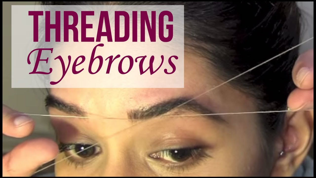 How to Do Threading: 10 Steps (with Pictures) - wikiHow