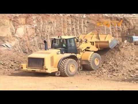 Eri-TV: Public representatives (ወከልቲ ባይቶ ዞባ ማእከል ) visit road construction sites