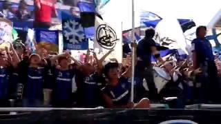 Atmosfer Hebat Final Levain Cup 2016 Antara Gamba Osaka & Urawa Reds Di Saitama Stadium 2002