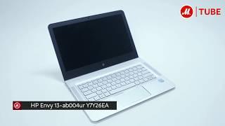 Розпакування ноутбука HP Envy 13-ab004ur Y7Y26EA