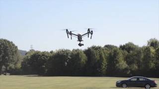 Hamilton County Sheriff's Office shows off drone