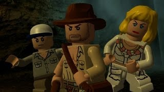 LEGO Indiana Jones: The Original Adventures Walkthrough P.5 - The Temple of Kali & Free the Slaves(Part 5 of a 100% walkthrough for LEGO Indiana Jones: The Original Adventures on the Xbox 360. This video contains the third and fourth levels from 'The ..., 2013-10-06T02:27:54.000Z)