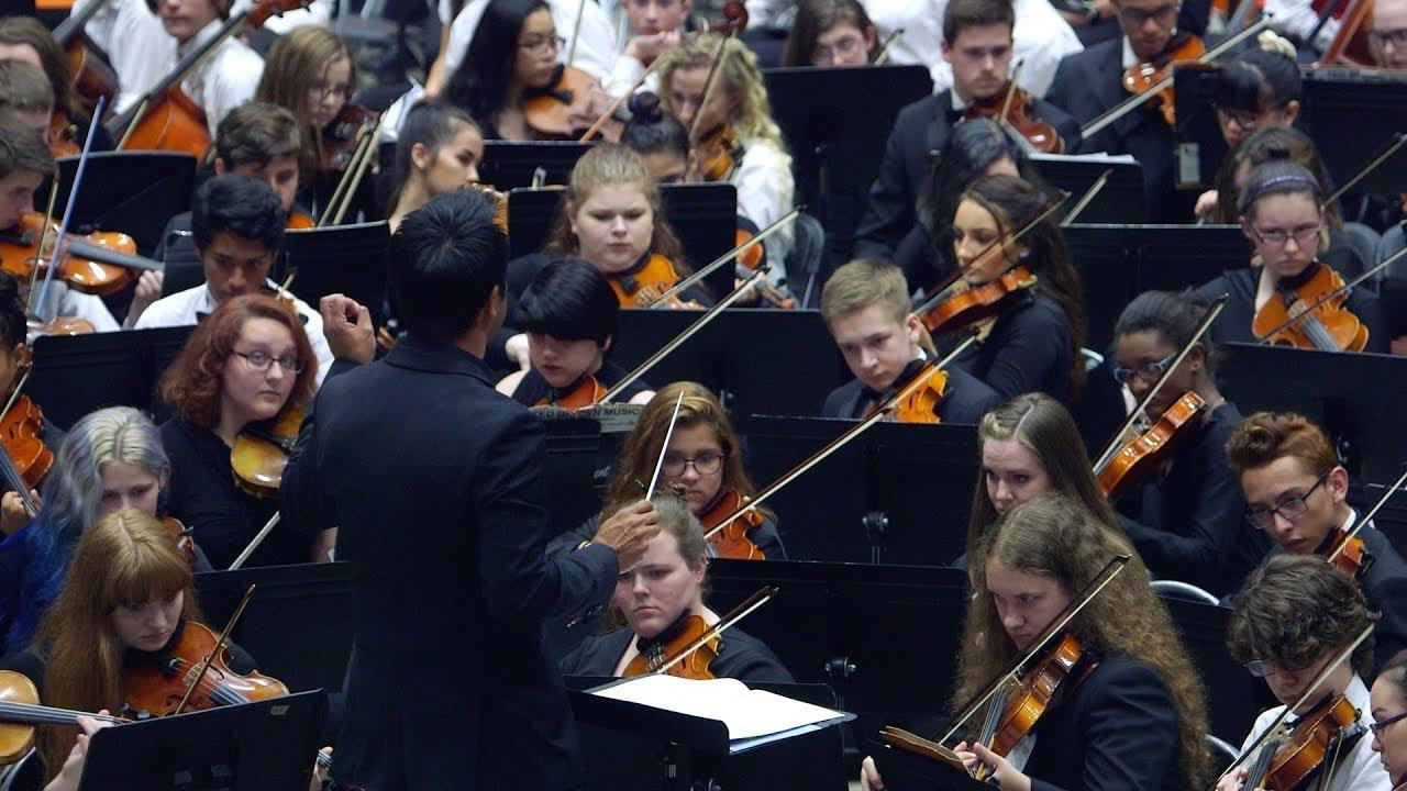 Libertango – Combined High School Orchestras