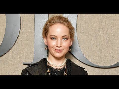 Jennifer Lawrence Says Husband Cooke Maroney Doesn't Mind Her ...