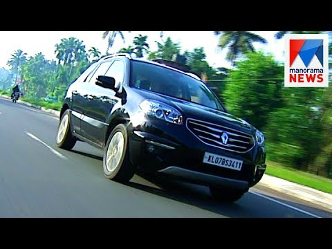 Renault Koleos  | Fasttrack | Old Episode  Manorama News