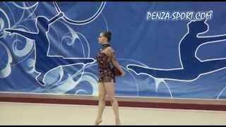 Чемпионат ПФО по гимнастике