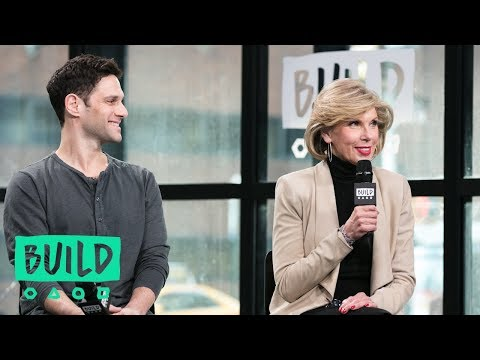 """Christine Baranski On How """"The Good Fight"""" Can Help Viewers Escape Reality"""