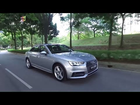 2017 Audi A4 (B9) 2.0L TFSi Tech Pack + S-Line Review: How techy could it be?
