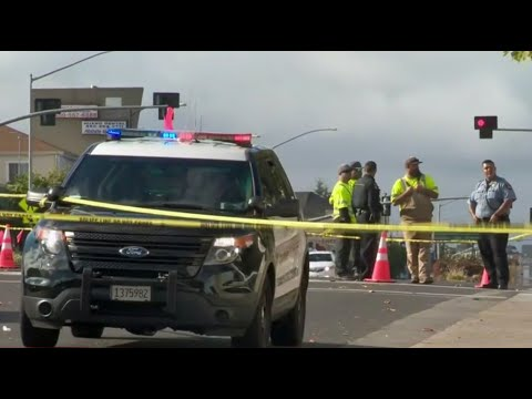 Suspect Dies After Struggle with Deputies on El Camino Real in Millbrae
