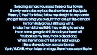 bow wow sweat ft lil wayne lyrics on screen underrated youtube flv