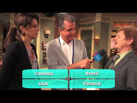 Hot in Cleveland: Jane Leeves and Dave Foley Answer Trivia