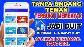 Aplikasi jadi duit penghasil uang 2021 terbukti membayar | Apk penghasil saldo dana screenshot 4