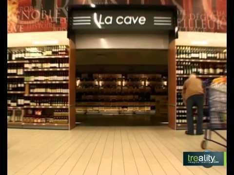 Centre commercial Leclerc  Blagnac