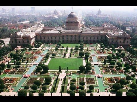 Architecture Designs & Facts about Rashtrapati Bhavan in New Delhi