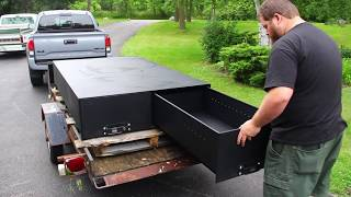 We Install Tuffy Truck Bed Security Drawers on a Ram 1500