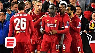 Liverpool let their foot off the gas in win vs. Salzburg - Steve Nicol | UEFA Champions League
