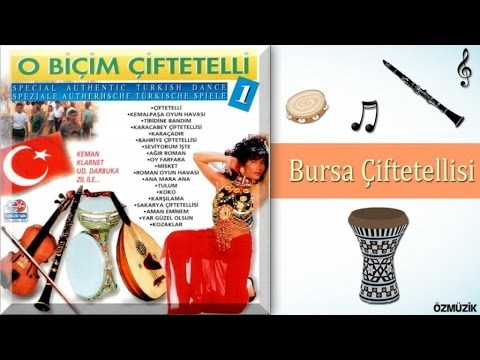 O Biçim Çiftetelli 1 - Bursa Çiftetellisi (Offical Video)