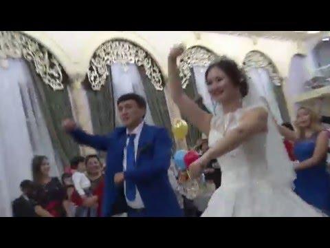 Видео: Супер флешмоб на свадьбе.Казахстан