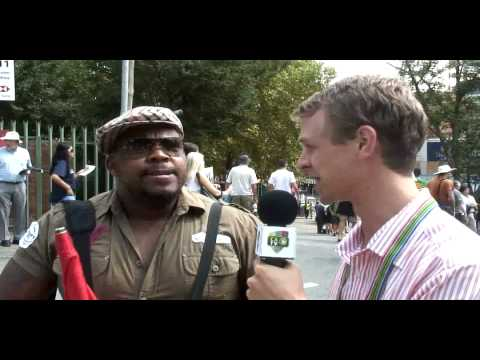 Cricket Tour Guide: South African Lingo - South Africa 2009