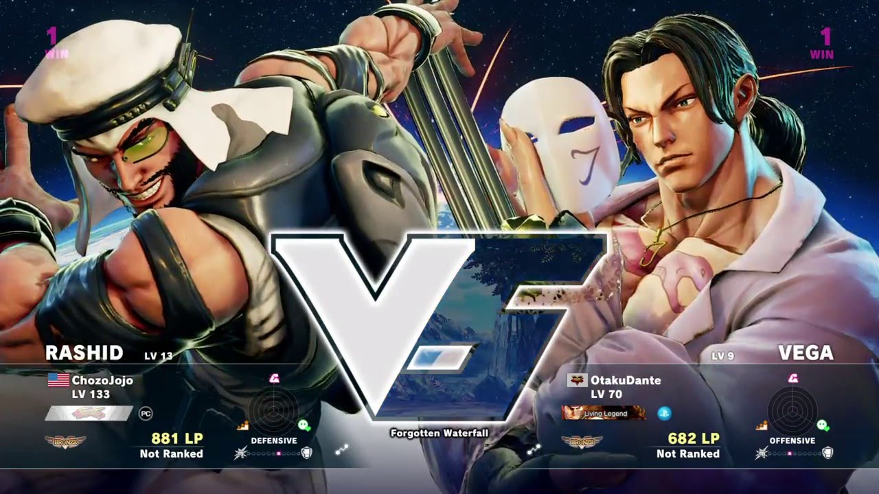 No Work and All Play Weekly Mission : StreetFighter