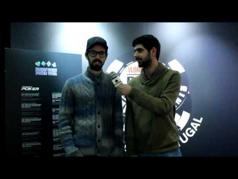 PEPT 2017: Entrevista Com TonyGPT No Casino Estoril