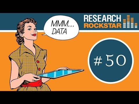 Do your market research reports look dated?