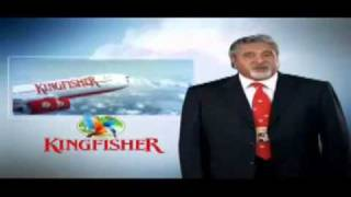 Kingfisher Airlines Onboard Welcome Video