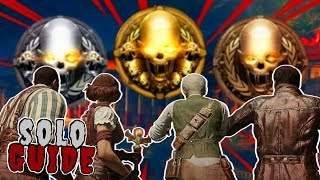"""Solo Gauntlet Guide - EASY """"LABOURS OF HERCULES"""" NO STRIKES STRATEGY (Black Ops 4 Zombies Tutorial)"""