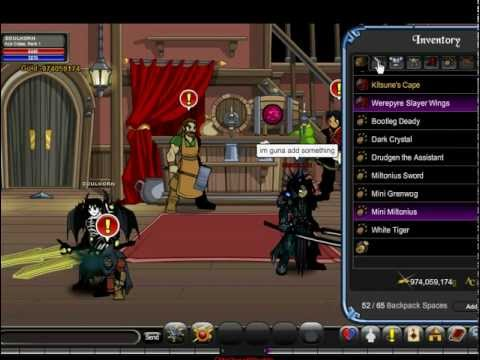 AQW Private Server EQW Online 24/7 almost | 2012