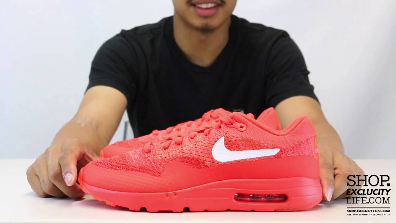 outlet store ff33a c0f8c Air Max 1 Flyknit