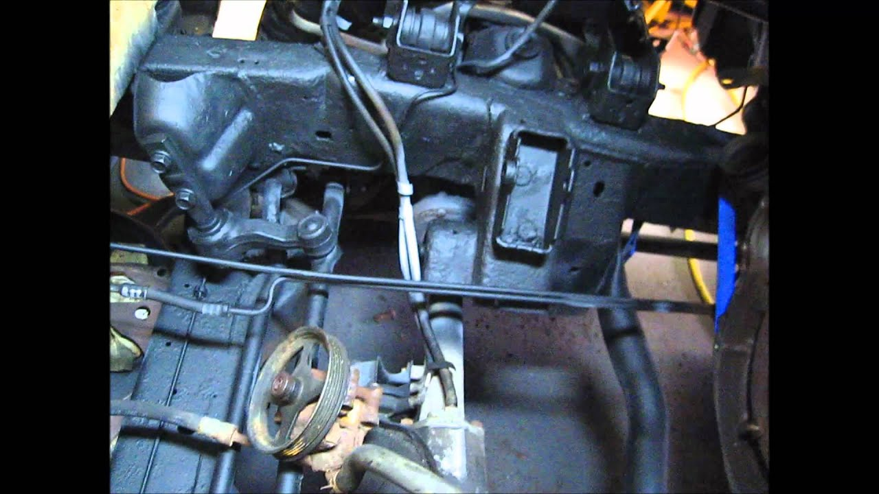 how to fix a rusted truck frame