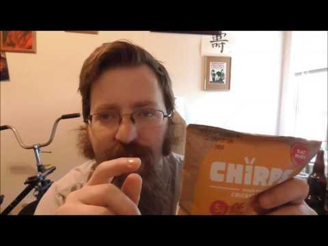 CHIRPS Chips Cheddar Flavor